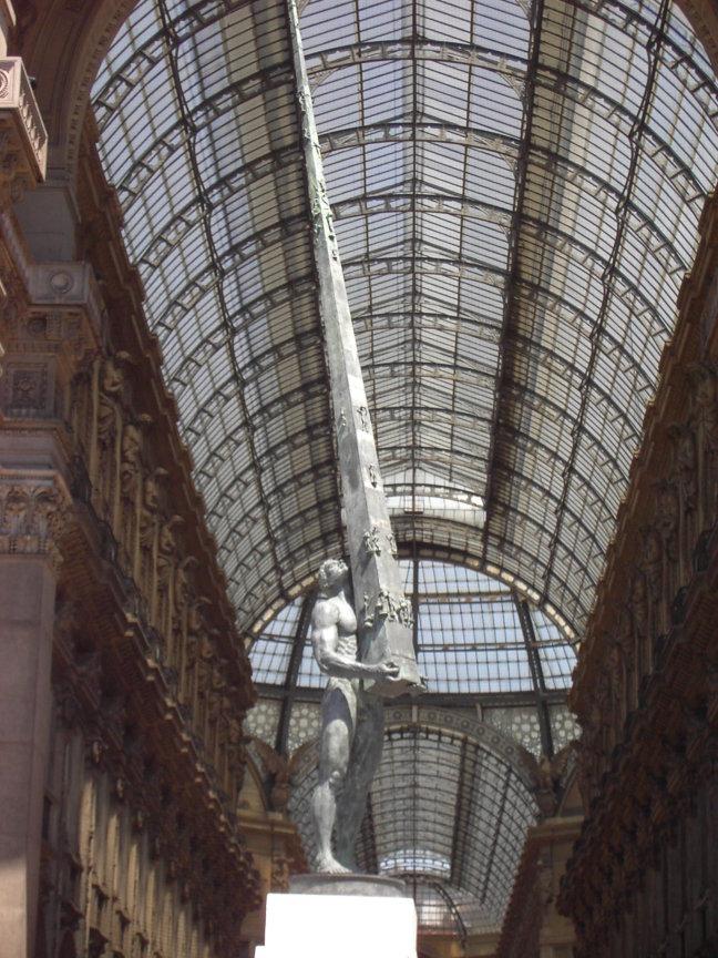 Galleria Vitterio Emanuele II