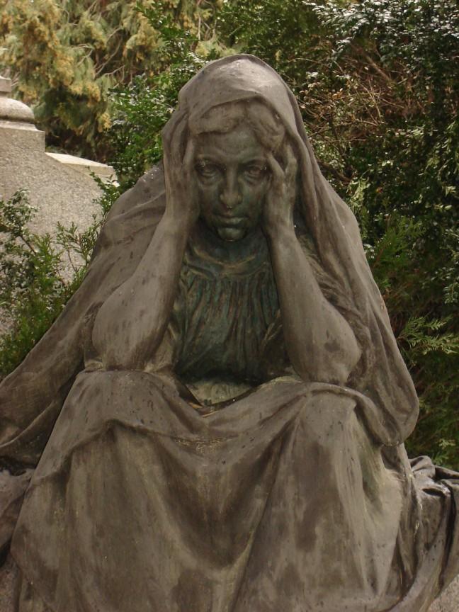 Bijzondere grafbeelden