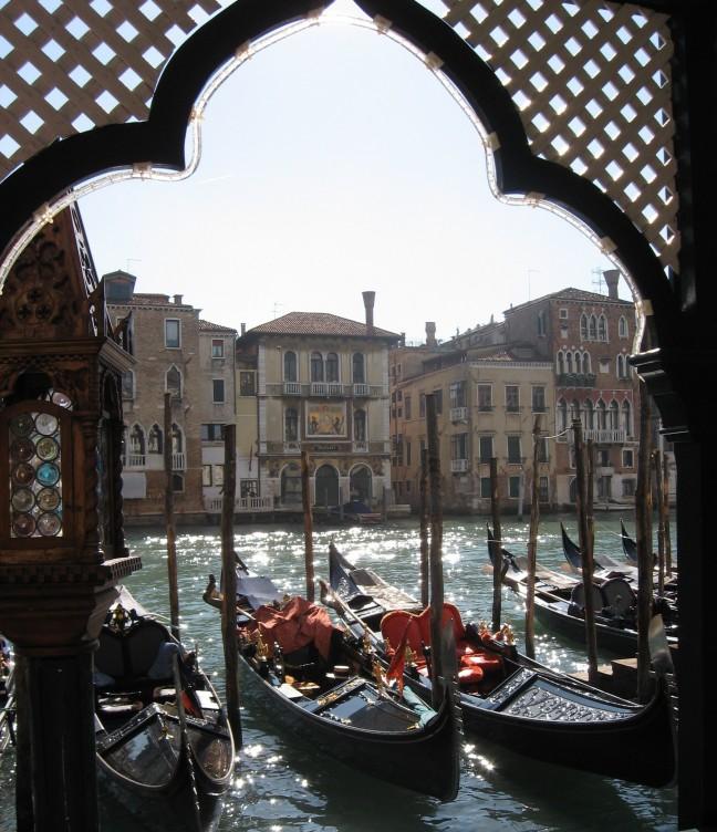 Venetiaans doorkijkje