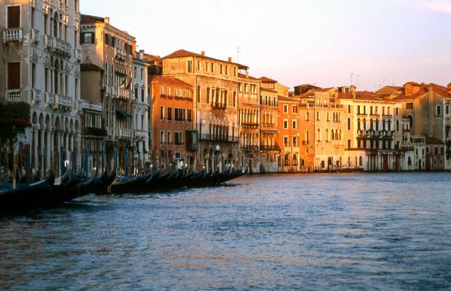 Palazzo's in Venetië