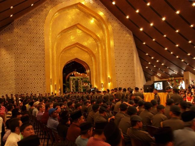Istana Nurul Iman van binnen
