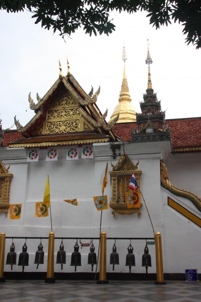 2008: Chiang Mai: Wat Phrathat Doi Suthep .