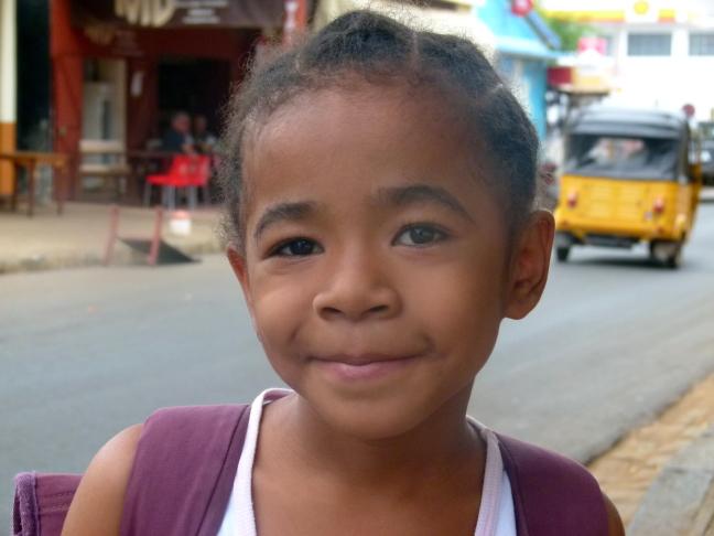 Meisje uit Antsiranana