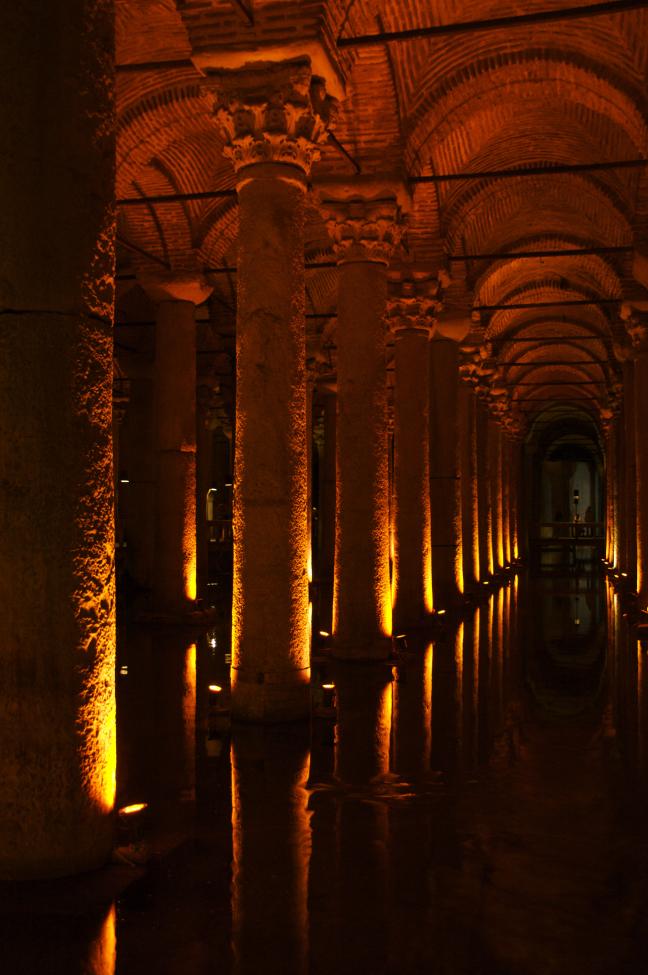 De basilica Cistern