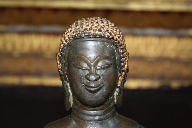 "buddha ""chuckie"""