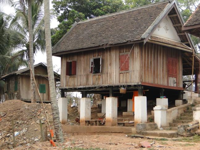 Monniken huisje