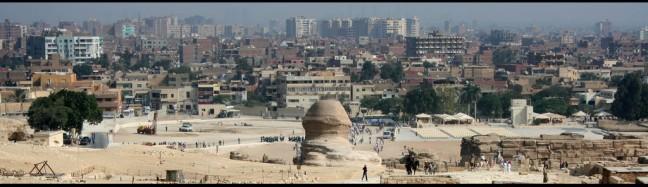 De sphinx & the city