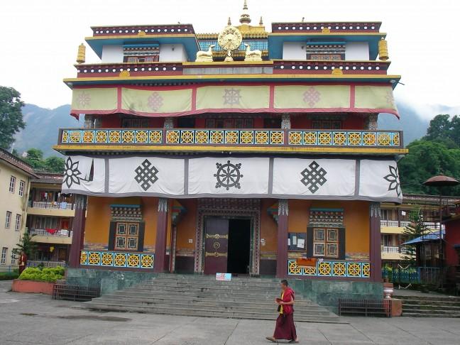 Boeddhistische klooster