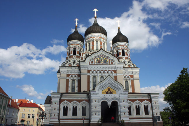 Russisch Orthodoxe Kathedraal