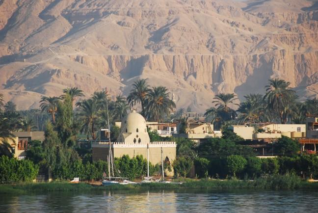 Luxor met koninginnevalei