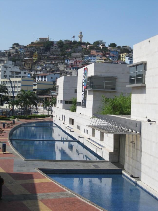 Museo Antropólogico y de Arte Contemporáneo