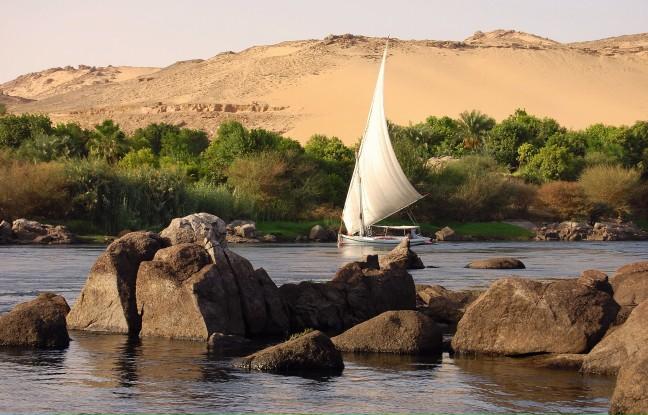 Feloeka op de Nijl