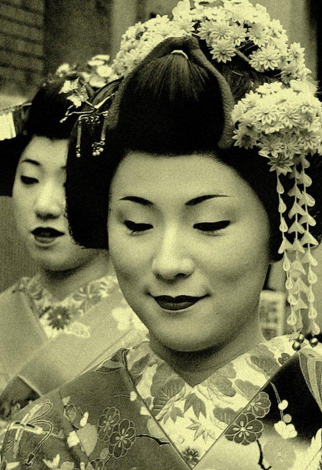 Gion Ladies Kyoto