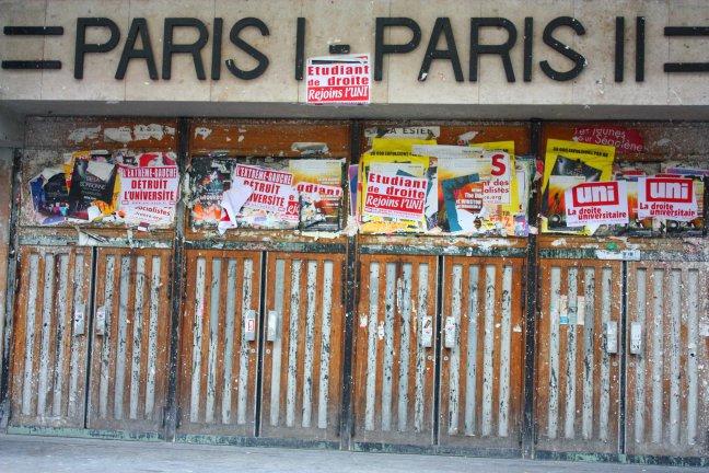 Paris I - Paris II