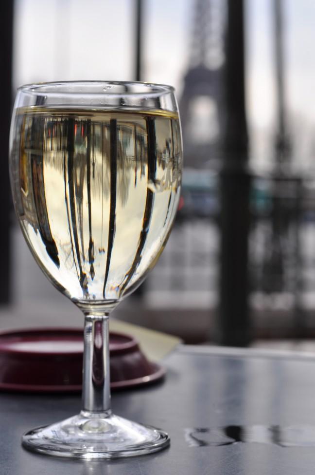 Parijs in een wijnglas