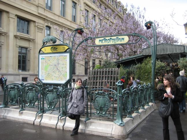 Ille de la Cité