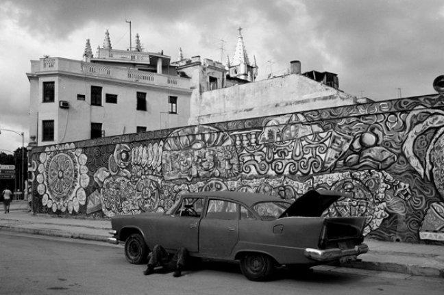 Pech in Havana
