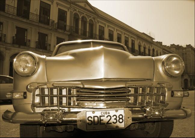 Cuba Car1