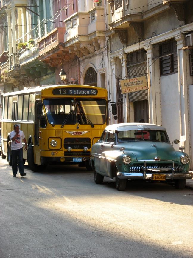 Nostalgie in Havana