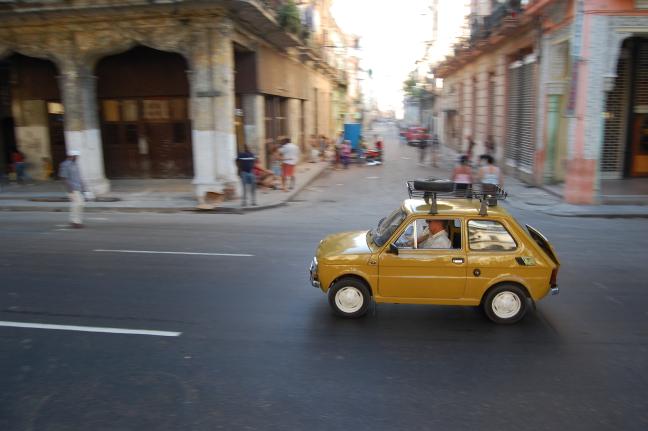 Havana Paseo de Marti