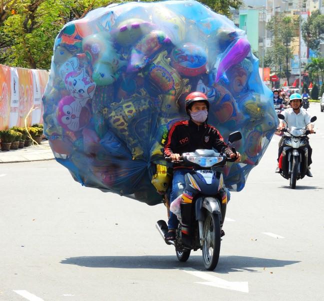 Ballonnenbrommer