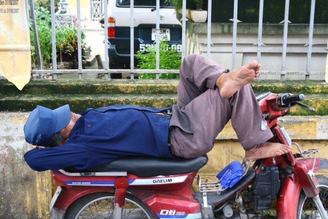Relaxen in Saigon