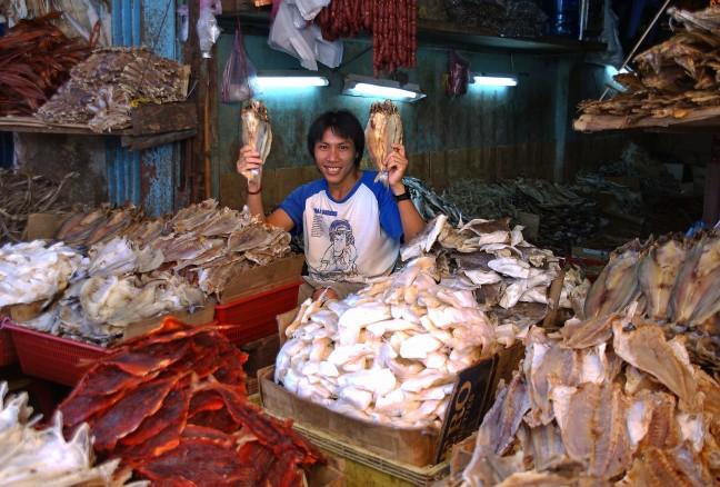 Heel veel vis