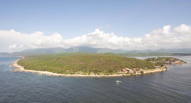baai van Santiago