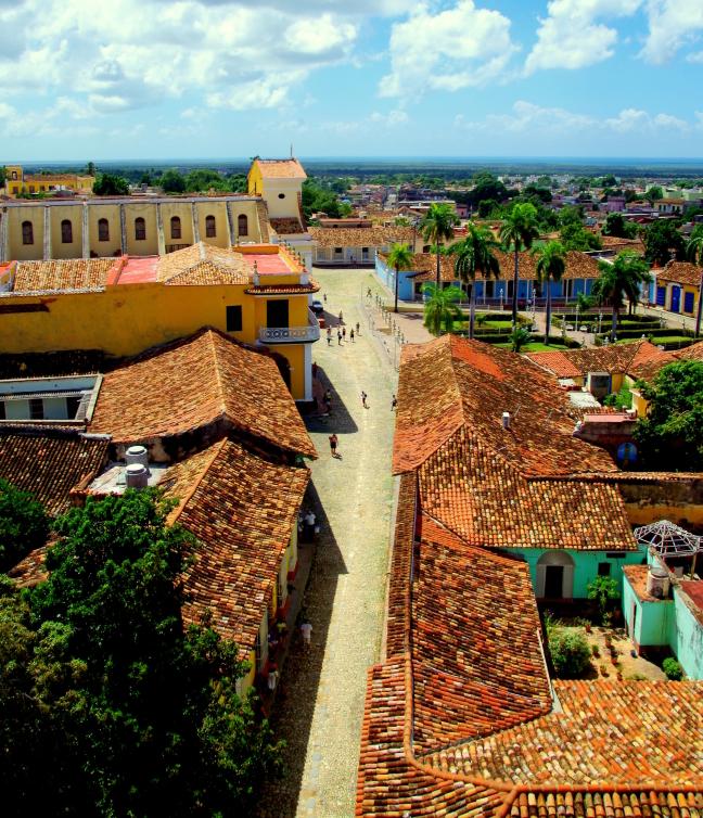 Daken van Trinidad