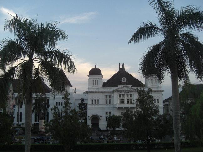 Bank of Indonesie in Jogjakarta