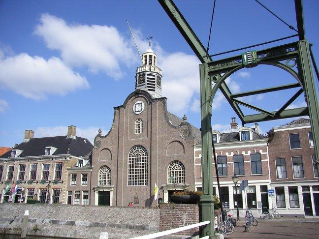 Pelgrimvaarderskerk Delfshaven
