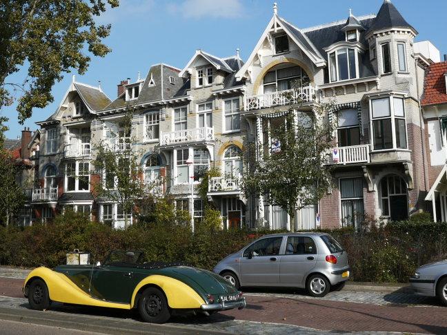 Neighbourhood of The Hague