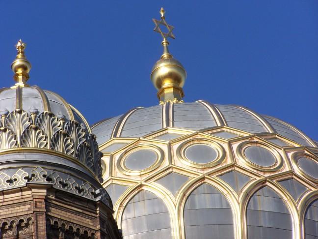 Koepel van de Synagoge