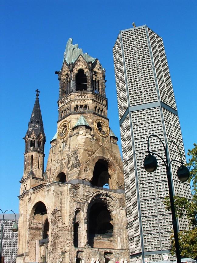 Gedächtniskirche, Berlijn