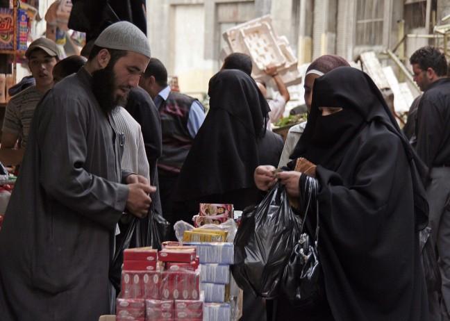 Markt in Amman