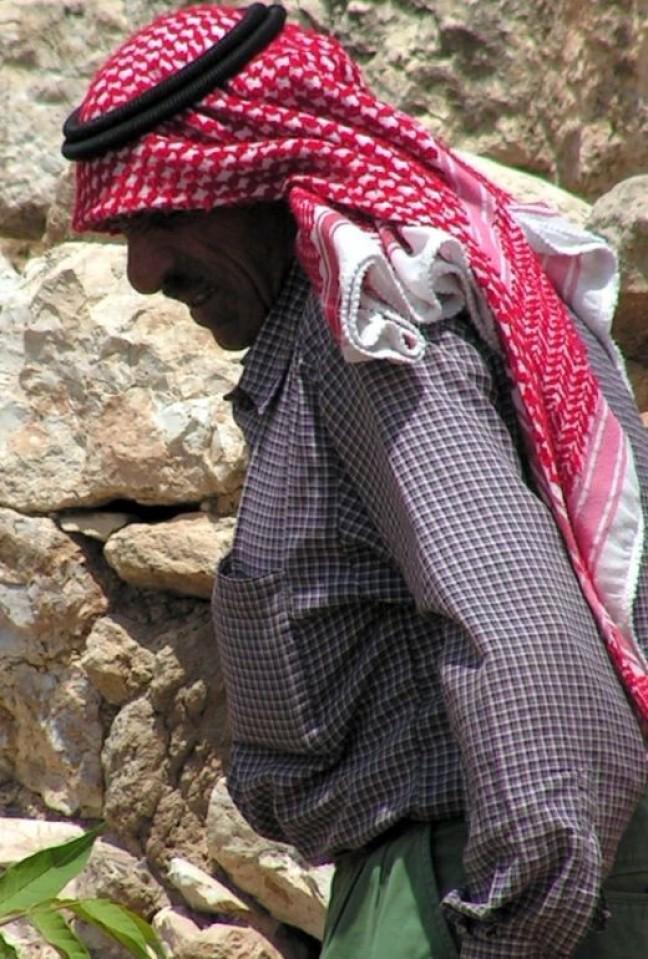 palestijnse hoofddoek