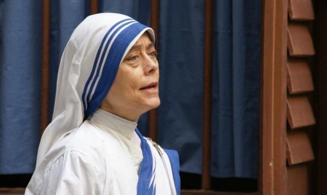 Zingende zuster.