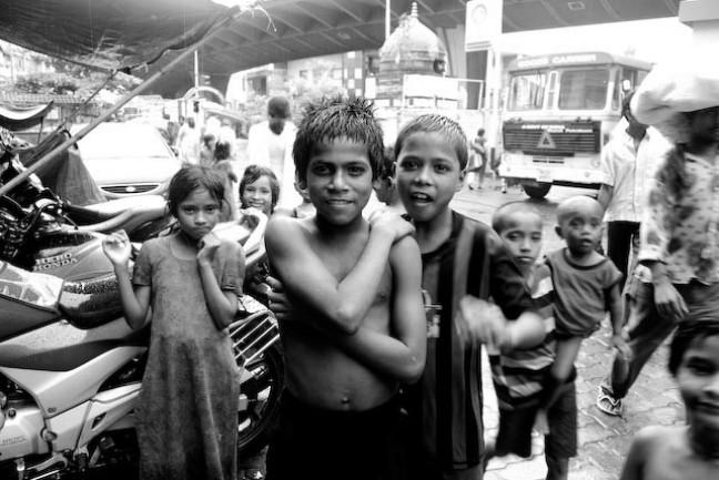 De Jeugd van Mumbai