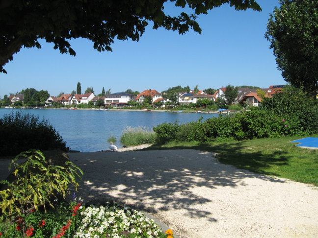 langs de Bodensee