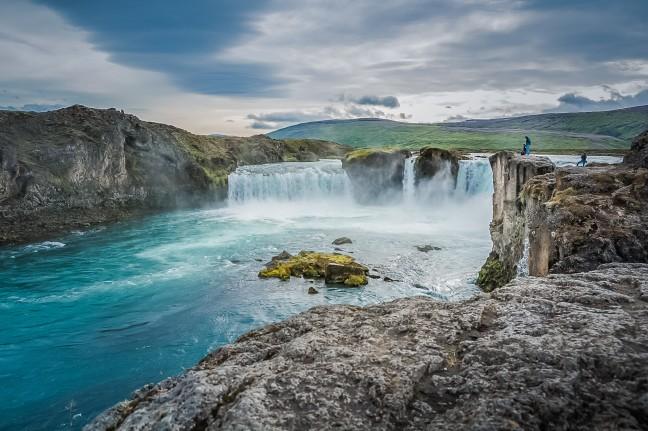Kleurrijk IJsland!
