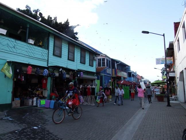 San Ignacio - Belize - Burns Avenue