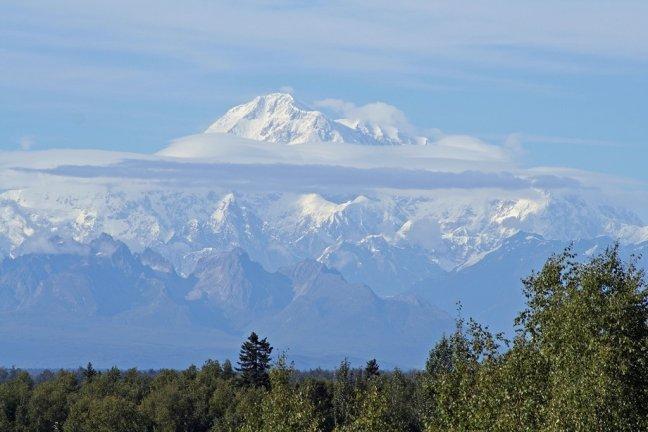 De hoogste berg van Noord Amerika