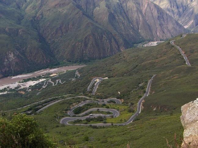 Een auto huren in Colombia: doen of niet doen?