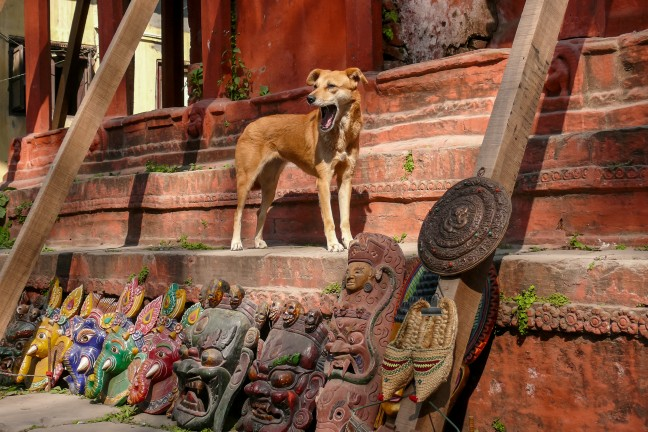 Nepal, land in scherven?