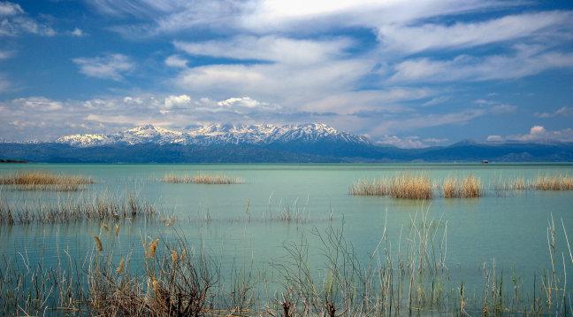 Ontdek het Beysehir meer