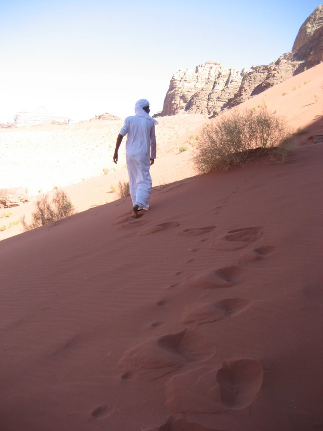 Kleuren van de woestijn