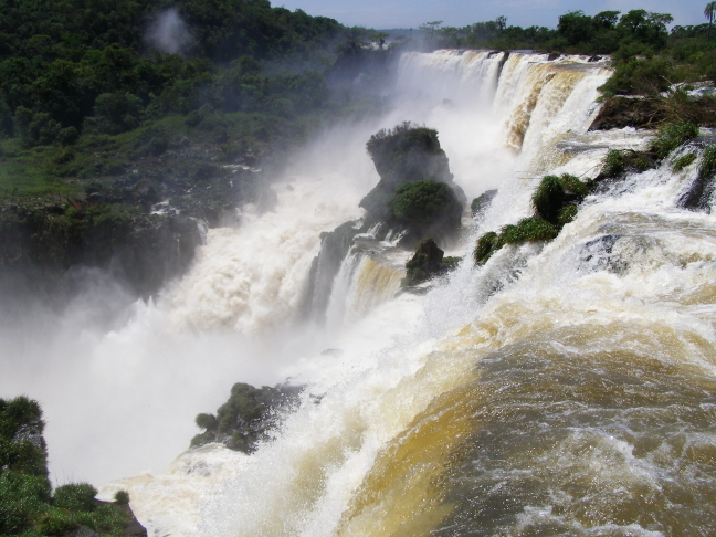 Donderende waterval