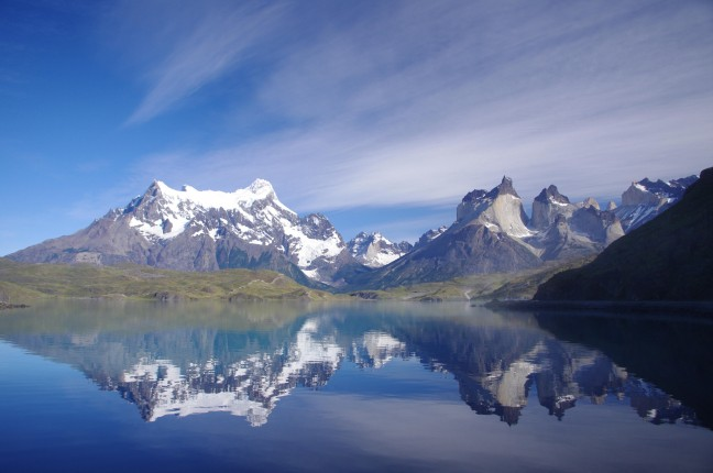 National Park Torres del Pai e