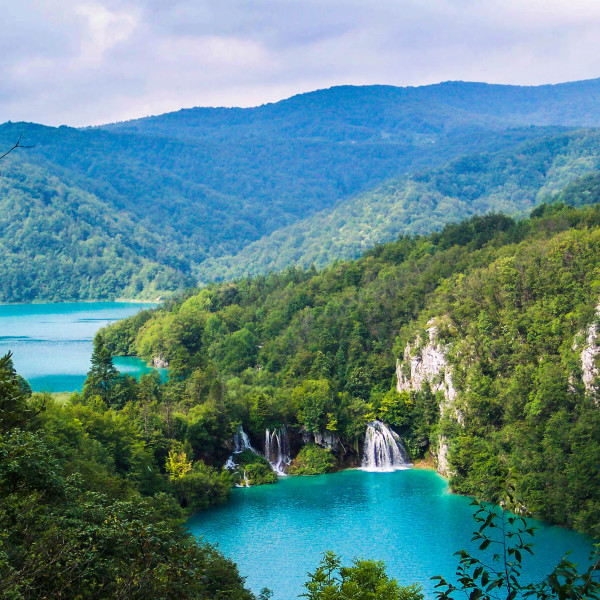 Camping Plitvice: Kroatië Foto's & Tips