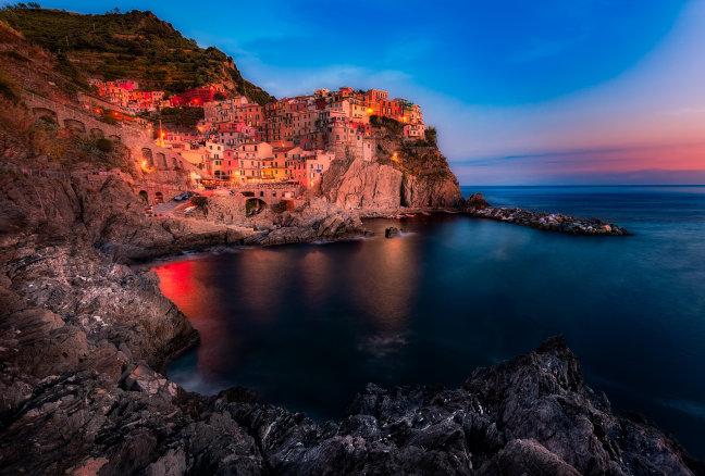 Manarola - Italie